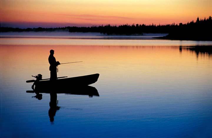 Что такое рыбалка. Психология рыбы