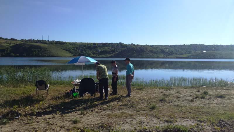 Несколько удачных фото с последней рыбалки