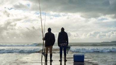 Хитрости «шумной» рыбалки – ловли у купален
