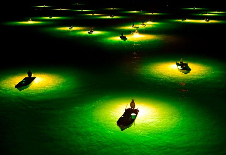 Секреты ночной рыбалки