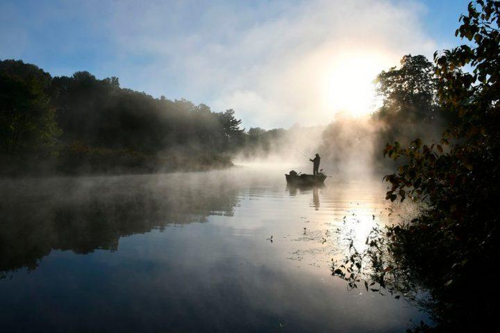 Какая рыбалка лучше: утренняя или вечерняя